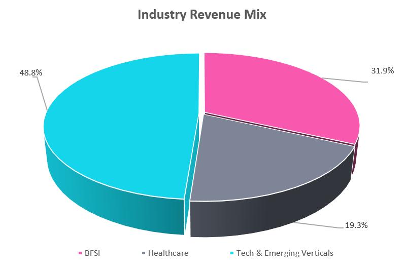Industry Revenue Mix